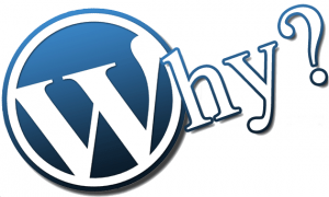 Wordpress-why